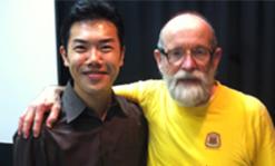 カリフォルニア大学 名誉教授Drクリスと鈴木